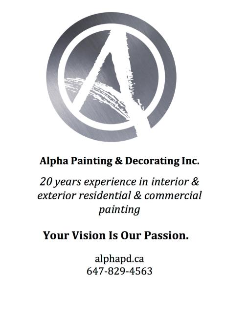 Alpha Painting